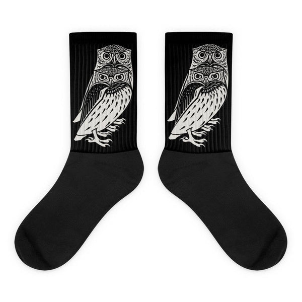 Two Owls Julie de Graag Socks