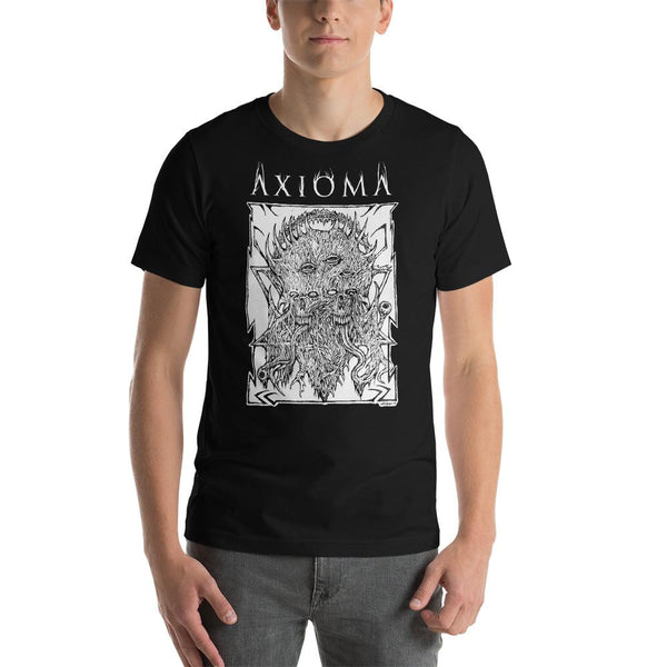 Axioma Eyes of God Scott Stearns Black T-Shirt