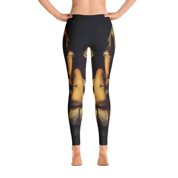 Judith slaying Holofernes Artemisia Gentileschi Leggings