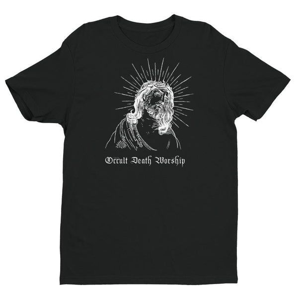 Occult Death Worship Short Sleeve T-shirt