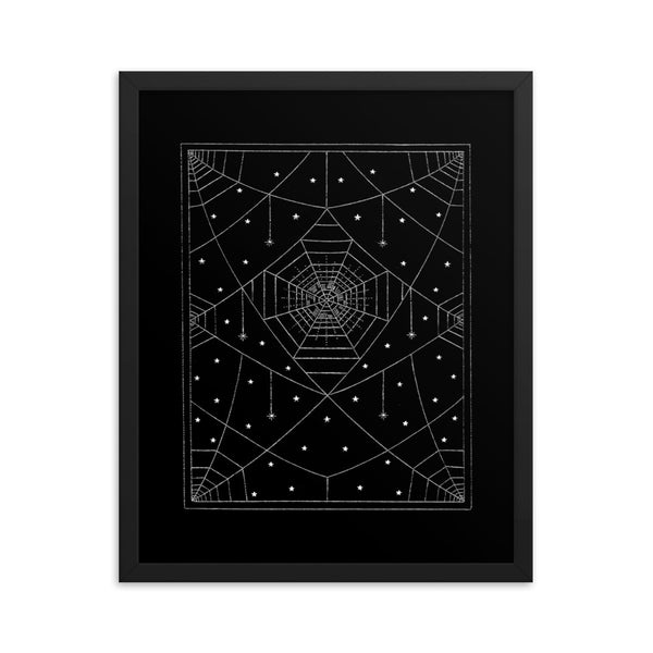The Book of Wonder Framed Art Poster