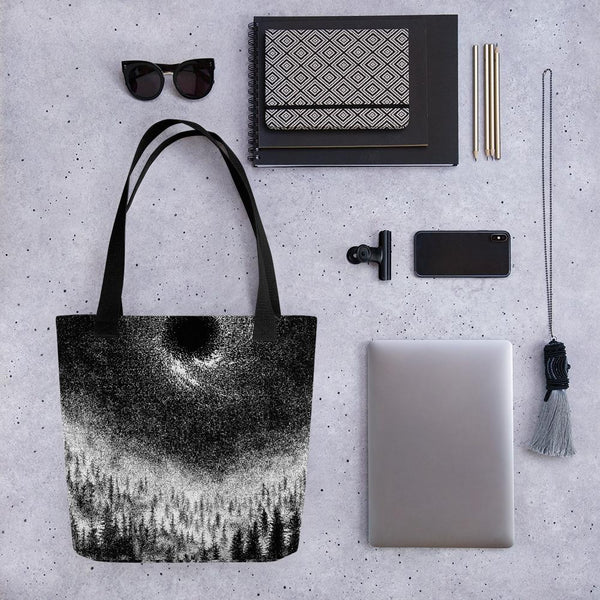 Darkness Returns Altar of Sorrow Tote bag
