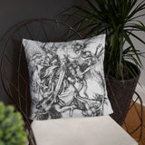 The Temptation of St. Anthony Pillow