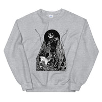 Mystery and Imagination Harry Clarke Sweatshirt