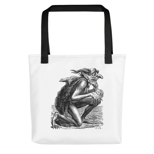 Eurynome Demon Tote bag