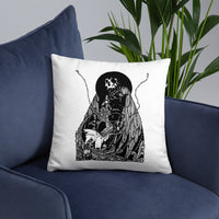 Mystery and Imagination Harry Clarke Pillow