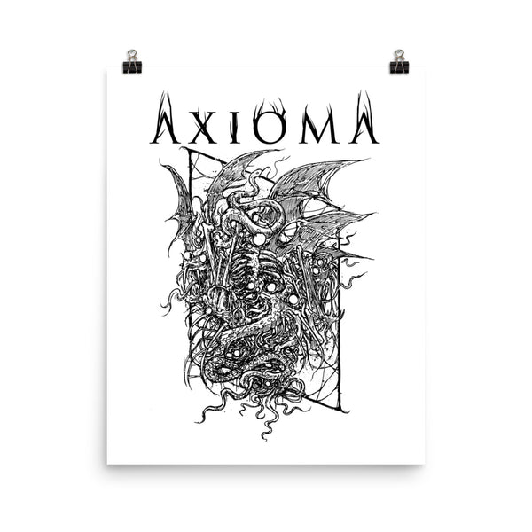 Nightmare Creature Axioma Misanthropic Art