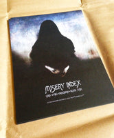 Misery Index Limited J. Meyers Art Print