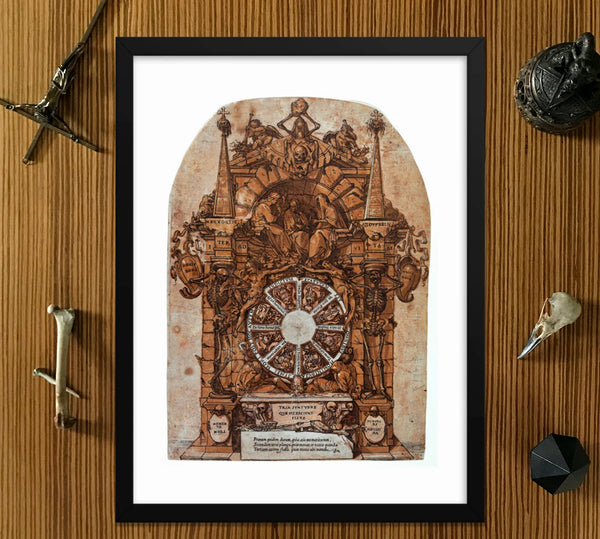Triumph of Death Framed Poster