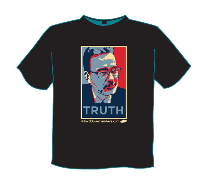 Richard Dolan TRUTH T-Shirt (Premier Edition)