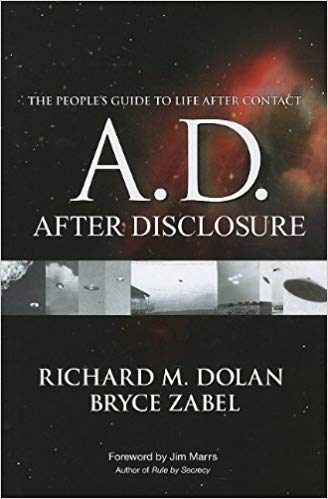 A. D. After Disclosure (First Edition/Hardback/Autographed/Limited Edition)