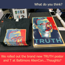 Load image into Gallery viewer, Richard Dolan TRUTH T-Shirt (Premier Edition)