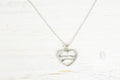 Solid Stainless Steel Mothers Day Necklace By Pink Box