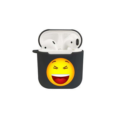 Soft TPU Airpod Protective Case - SMILEY44