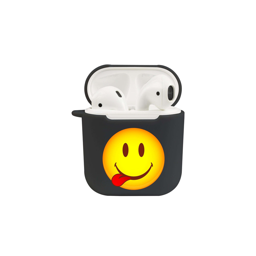 Soft TPU Airpod Protective Case - SMILEY55