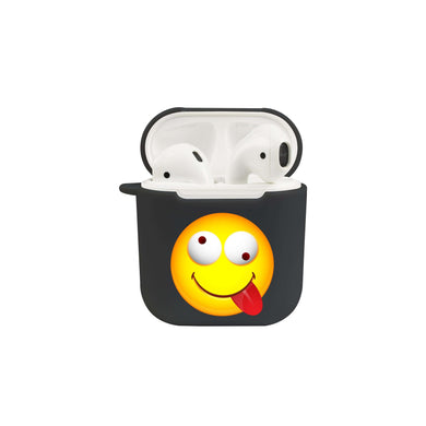 Soft TPU Airpod Protective Case - SMILEY62