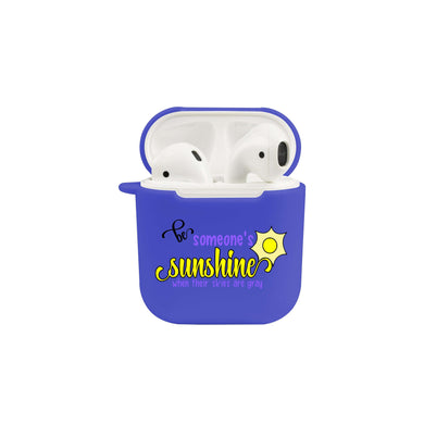 Soft TPU Airpod Protective Case - SOMEONES SUNSHINE