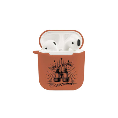 Soft TPU Airpod Protective Case - STRIVE FOR PROGRESS