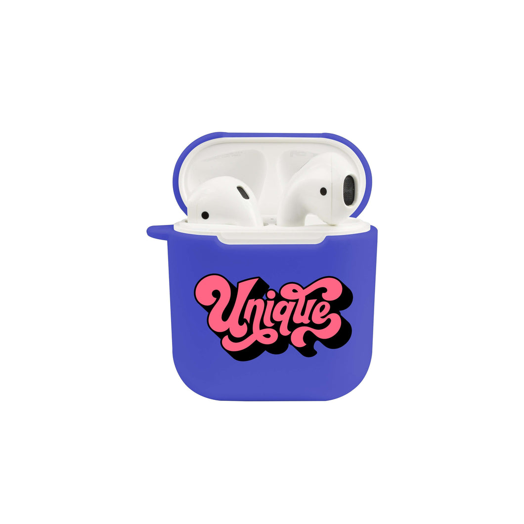 Soft TPU Airpod Protective Case - UNIQUE