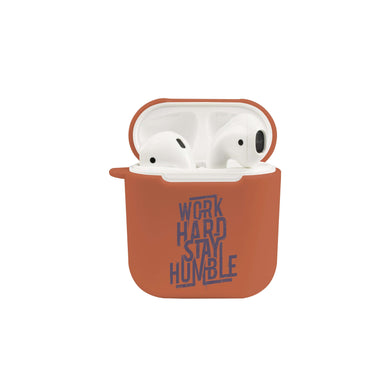 Soft TPU Airpod Protective Case - WORK HARD