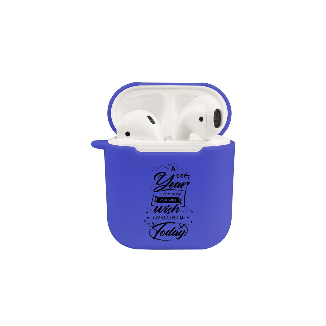 Soft TPU Airpod Protective Case - YEAR FROM TODAY