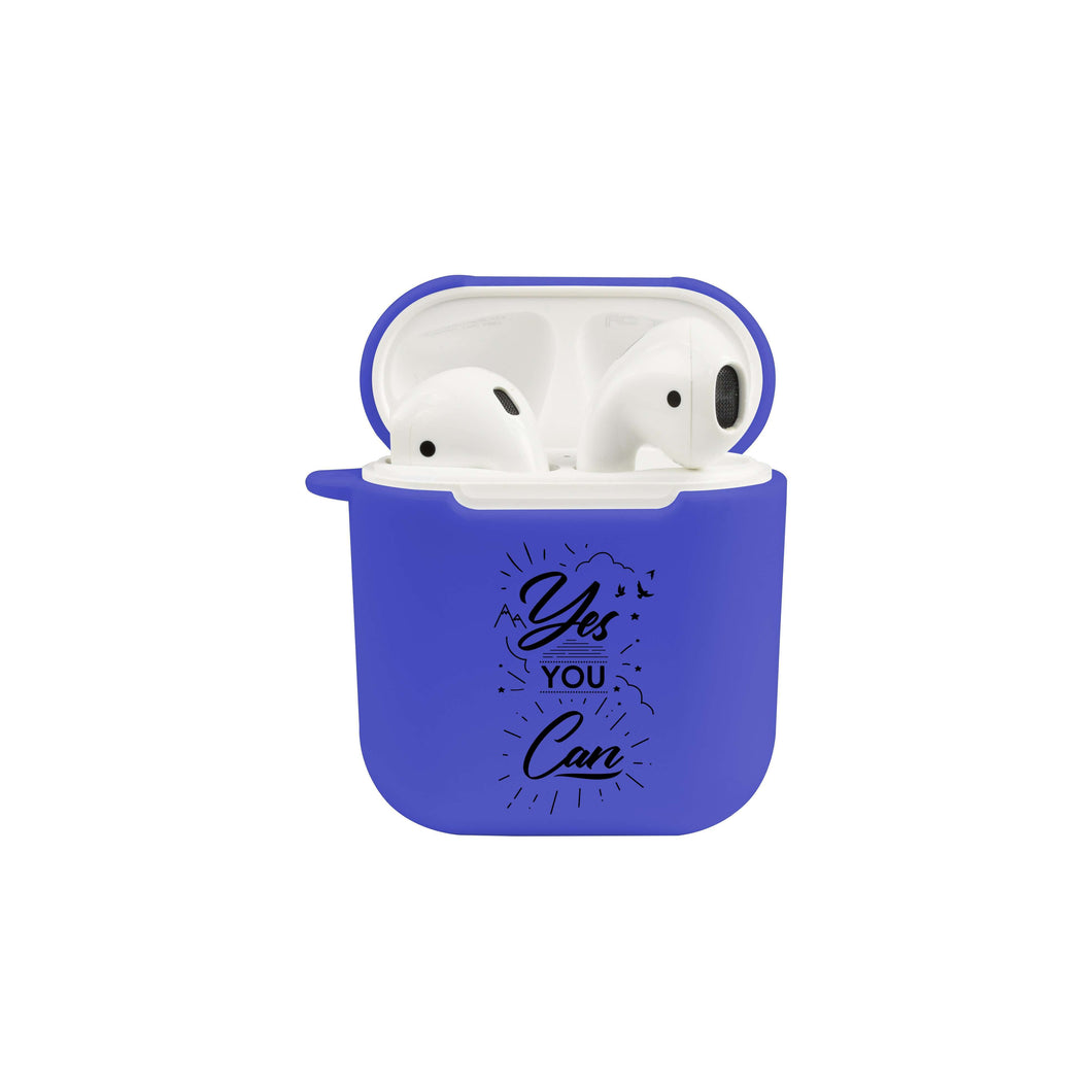 Soft TPU Airpod Protective Case - YES YOU CAN