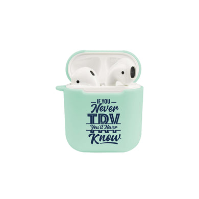 Soft TPU Airpod Protective Case - YOU'LL NEVER KNOW