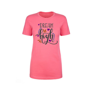 Inspirational Crew Tee by Pink Box - DREAM HIGH