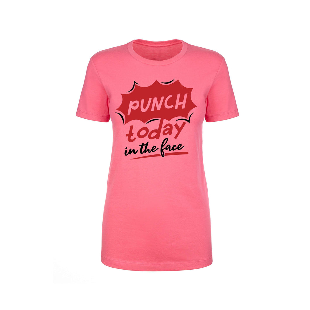 Inspirational Crew Tee by Pink Box - PUNCH TODAY