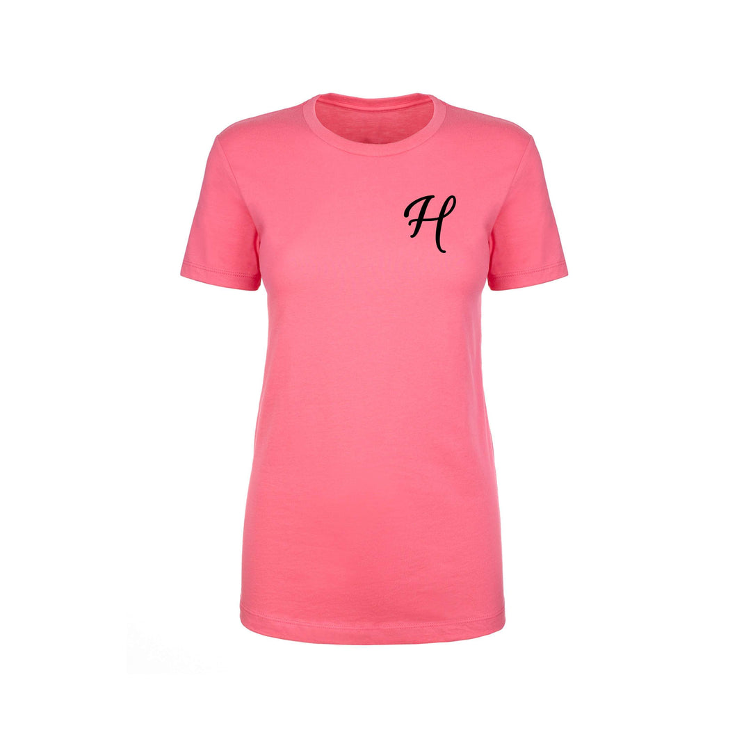 Initial Tee by Pink Box - H