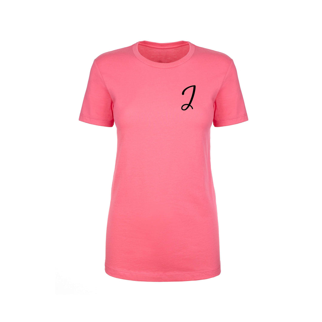 Initial Tee by Pink Box - J