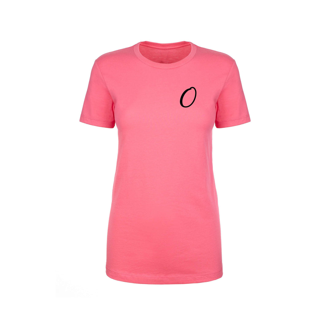 Initial Tee by Pink Box - O