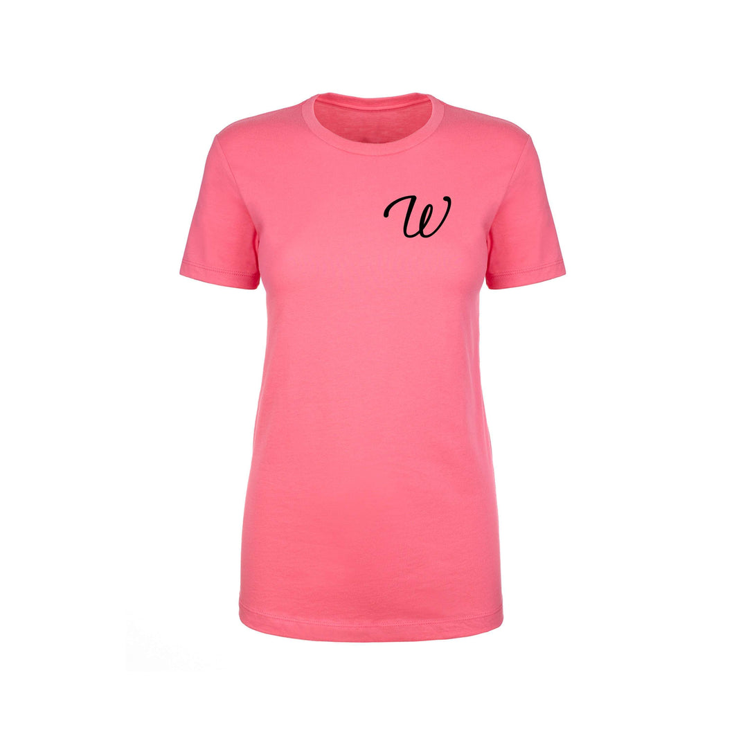 Initial Tee by Pink Box - W