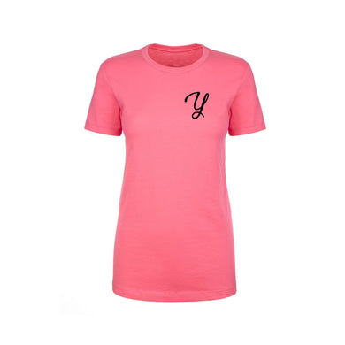 Initial Tee by Pink Box - Y