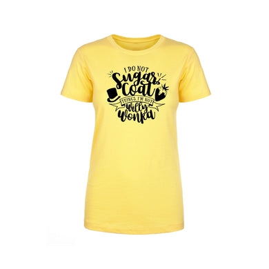 Ladies Crew Tee - Multiple Options - Willy Wonka