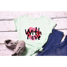 WITH LOVE SOFT COTTON BLEND
