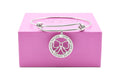 Pink Box Women's Inspirational Expandable Wire Bracelet