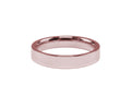 Personalized Solid Stainless Steel Comfort Fit Ring Size - Available in Size 5 - 13