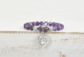 Natural Gemstone Stretch Bracelet Made With Precision Cut Crystals By Pink Box