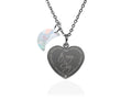 Inspirational Heart Necklace Made With Crystals from Swarovski by Pink Box