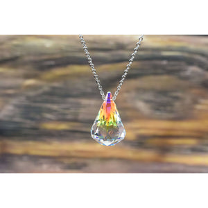 Swarovski Pendant Necklace By Pink Box - Multiple Options