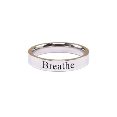 Breathe Comfort Fit Inspirational Band
