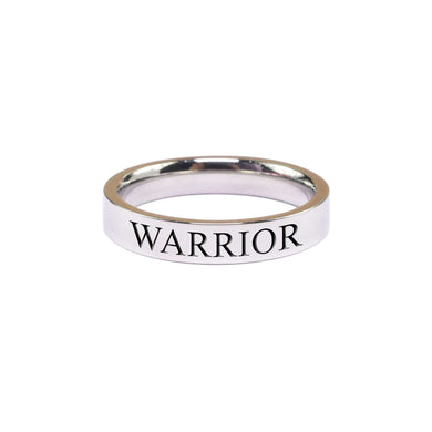 Warrior Comfort Fit Inspirational Band