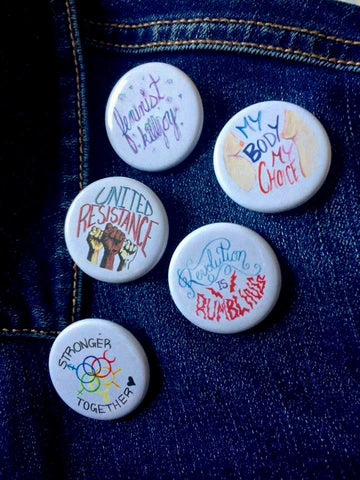Protest Button Pack