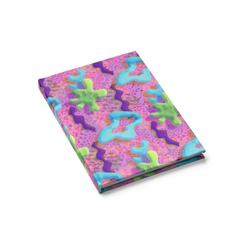Saved by the Splat Journal - Blank