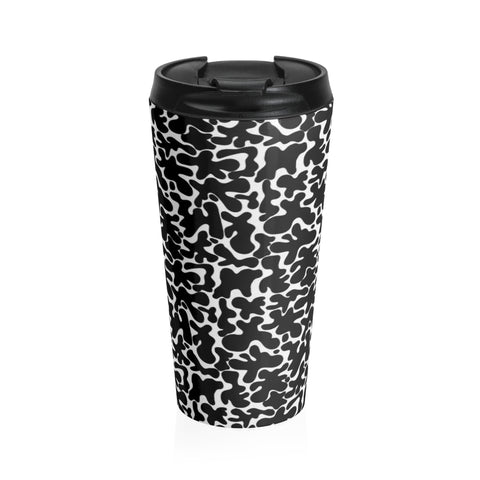 Rorschach Rodeo Stainless Steel Travel Mug