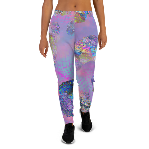 Crystal Clouds Joggers