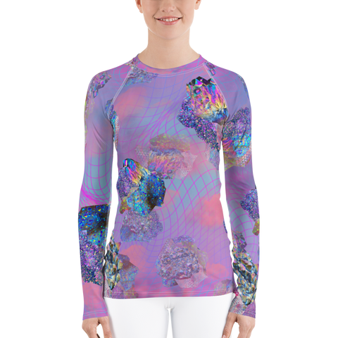 Crystal Clouds Long Sleeve Shirt