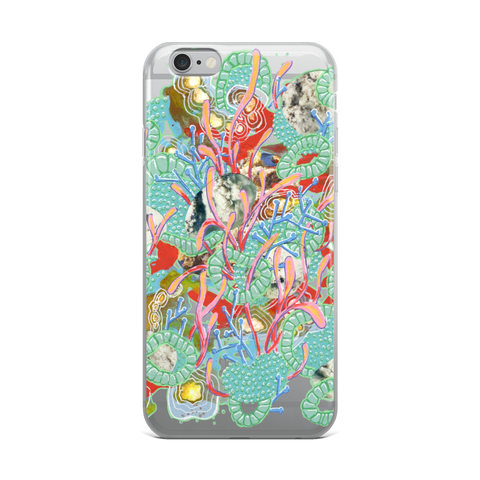 Organism #2 iPhone Case