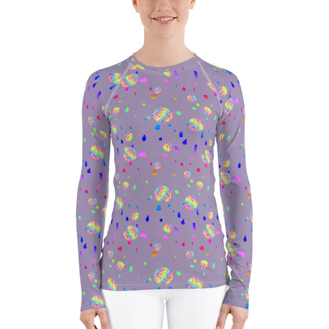 Party Bubbles Long Sleeve Shirt